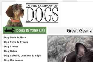 In The Company Of Dogs reviews and complaints