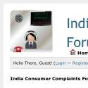 Indian Consumer Complaints Forum