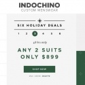 Indochino reviews and complaints
