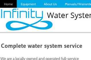 Infinity Water reviews and complaints