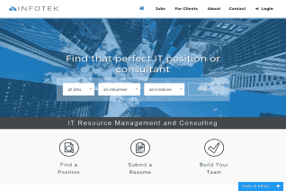 Infotek Consulting Services reviews and complaints