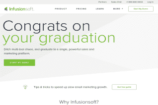 InfusionSoft reviews and complaints