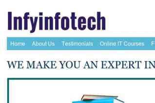Infy Infotech reviews and complaints