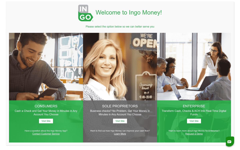 Ingo Money reviews and complaints