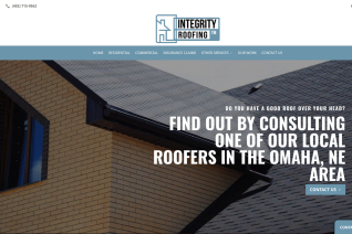 Integrity Roofing of Omaha reviews and complaints