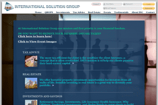 International Solution Group Japan reviews and complaints