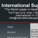 InternationalSupplements