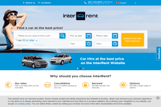 InterRent reviews and complaints