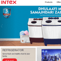 Intex Technologies India reviews and complaints