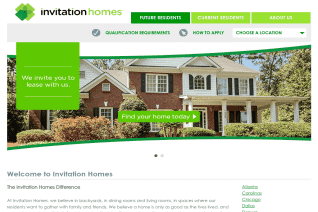 Invitation Homes reviews and complaints