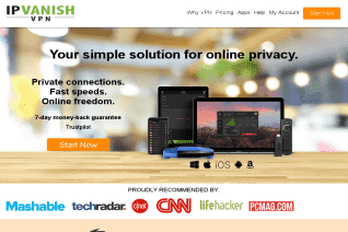 IPVanish reviews and complaints