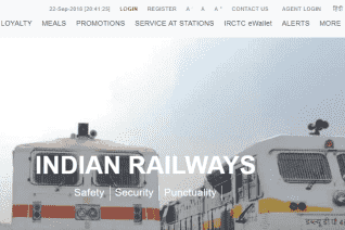 IRCTC reviews and complaints
