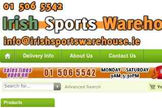 Irish Sports Warehouse reviews and complaints