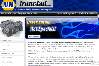 Ironclad Engines reviews and complaints