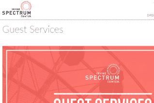 Irvine Spectrum Center reviews and complaints