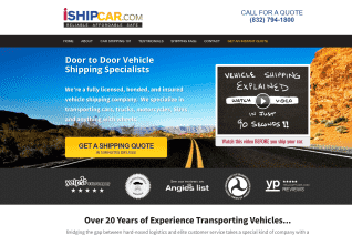 iSHIPCAR reviews and complaints