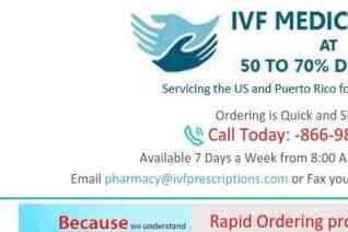 IVF Prescriptions reviews and complaints