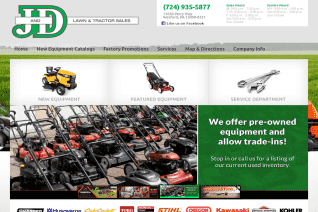 J And D Lawn And Tractor Sales reviews and complaints