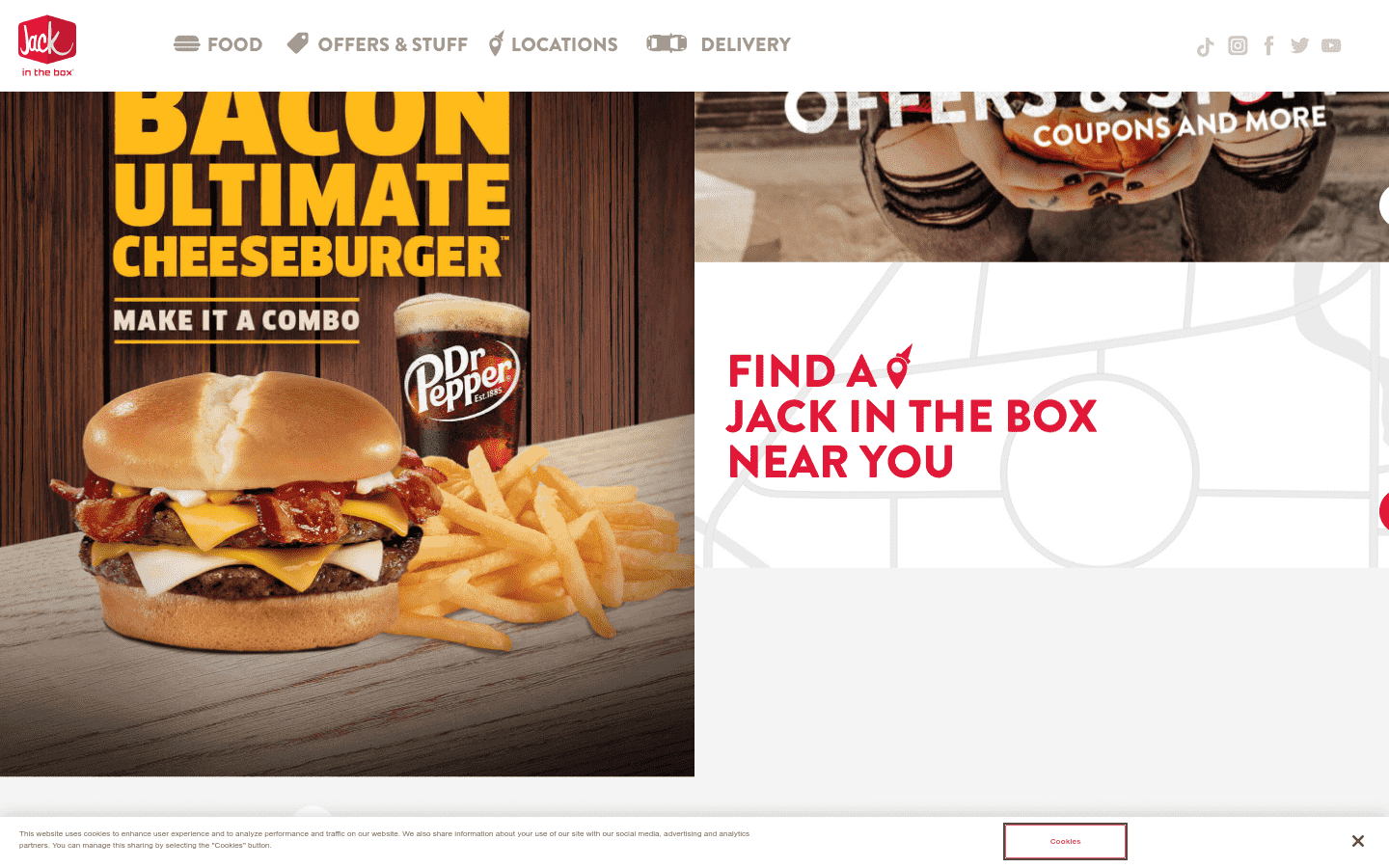 Jack in the Box reviews and complaints