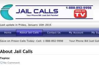 Jail Calls reviews and complaints