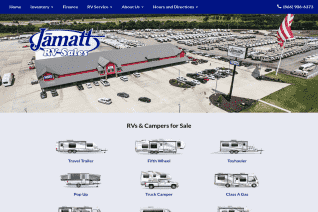 Jamatt Rv Sales reviews and complaints