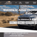 James Chrysler Dodge Jeep Ram of Cedar Lake reviews and complaints
