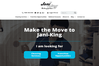 Jani King Australia reviews and complaints