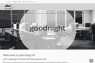 Jani King UK reviews and complaints