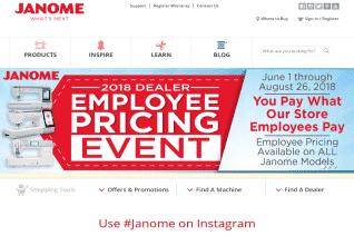Janome reviews and complaints