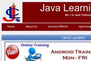 Java Learning Center reviews and complaints