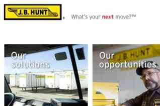 JB Hunt reviews and complaints