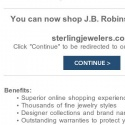 JB Robinson Jewelers reviews and complaints