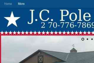 Jc Pole Barns reviews and complaints