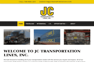 JC Transportation reviews and complaints