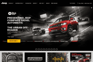 Jeep India reviews and complaints