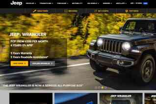 Jeep UK reviews and complaints