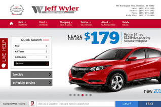 Jeff Wyler Honda Of Florence reviews and complaints