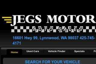 Jegs Motors Auto Sales reviews and complaints