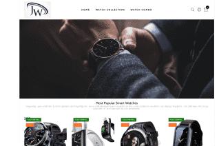 Jems Watch Store Myshopify Com reviews and complaints