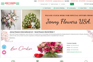 Jenny Flowers reviews and complaints