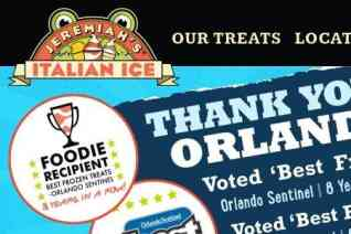 Jeremiahs Italian Ice reviews and complaints