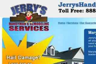 Jerrys Handyman reviews and complaints