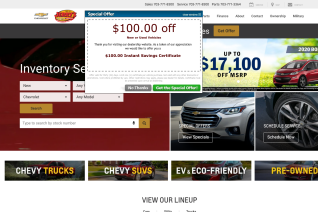 Jerrys Leesburg Chevrolet reviews and complaints