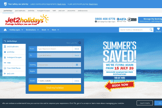 Jet2holidays reviews and complaints