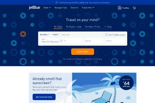 JetBlue Airways reviews and complaints