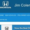 Jim Coleman Honda