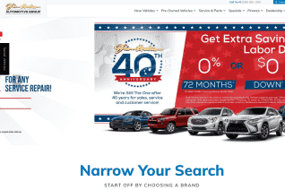 Jim Hudson Automotive Group reviews and complaints