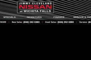 Jimmy Cleveland Nissan reviews and complaints