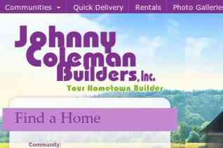 Johnny Coleman Builders reviews and complaints