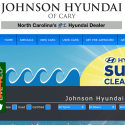 Johnson Hyundai Of Cary reviews and complaints